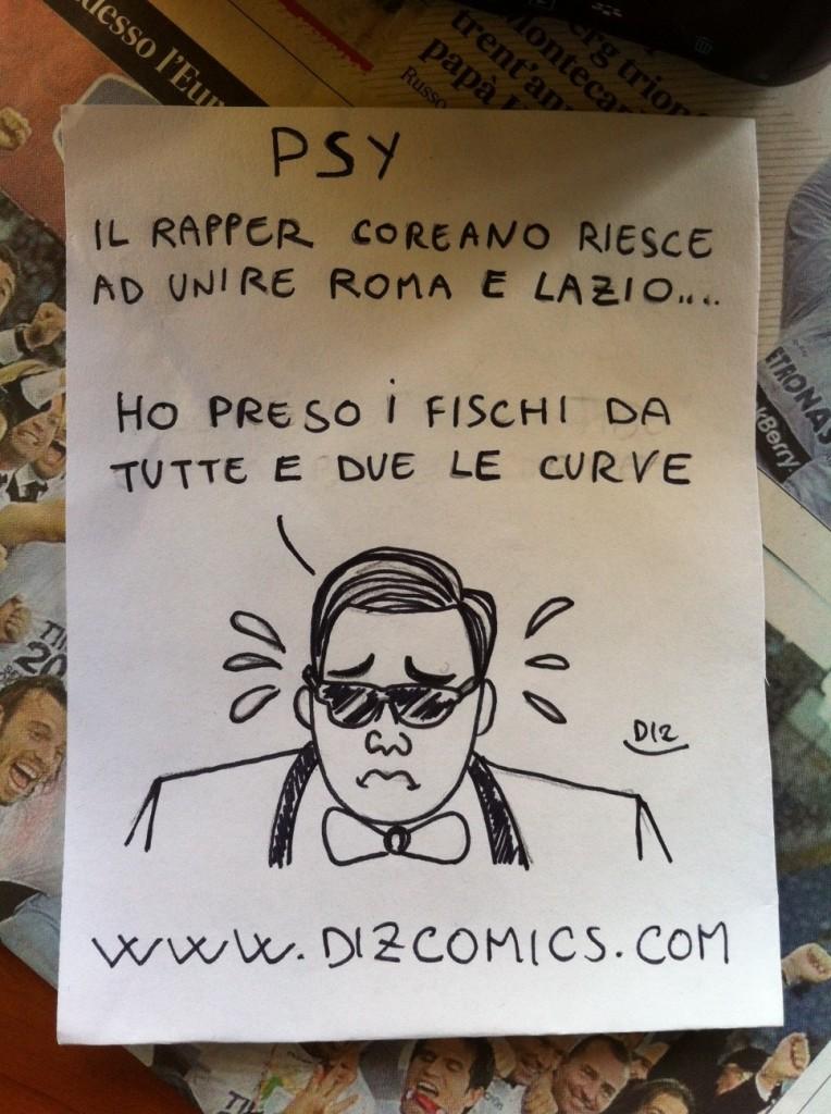 La vignetta del 27 maggio 2013