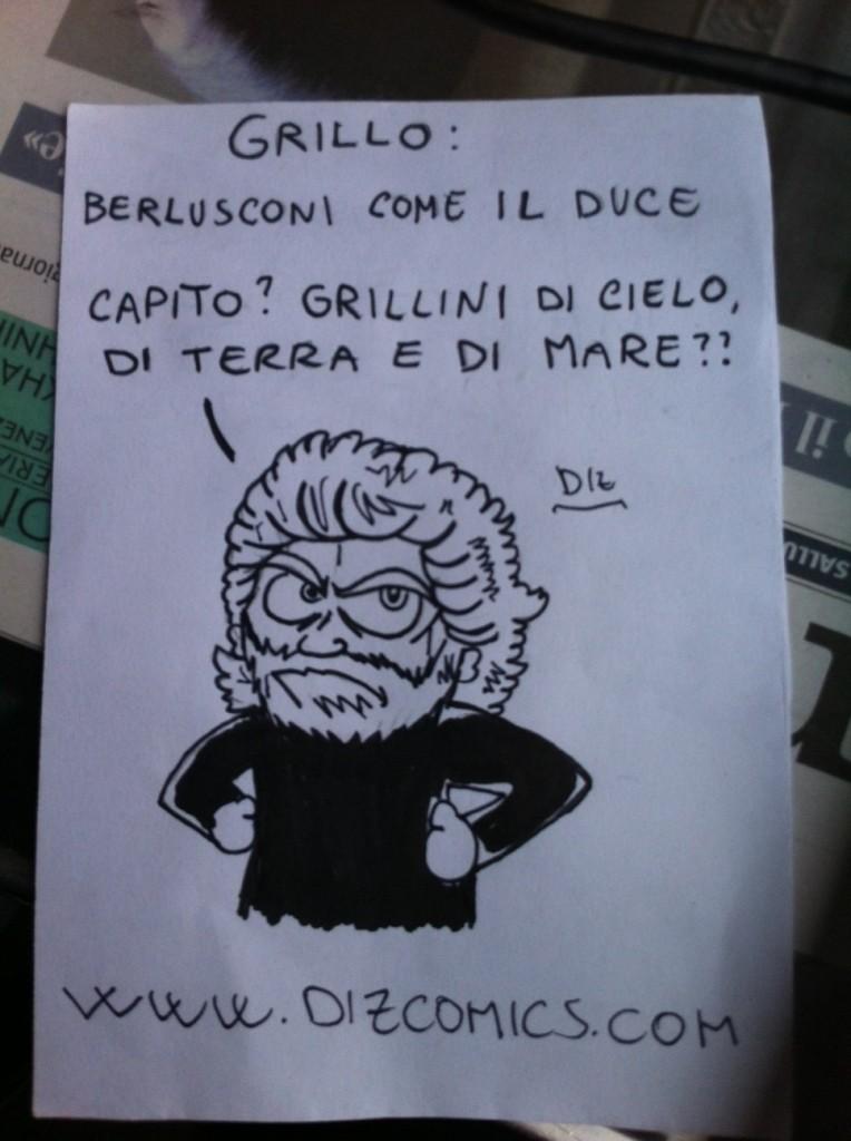 La vignetta del 4 giugno 2013